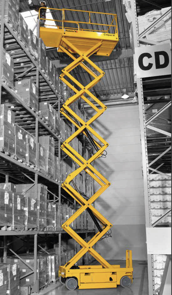 Comp14 Scissor Lift