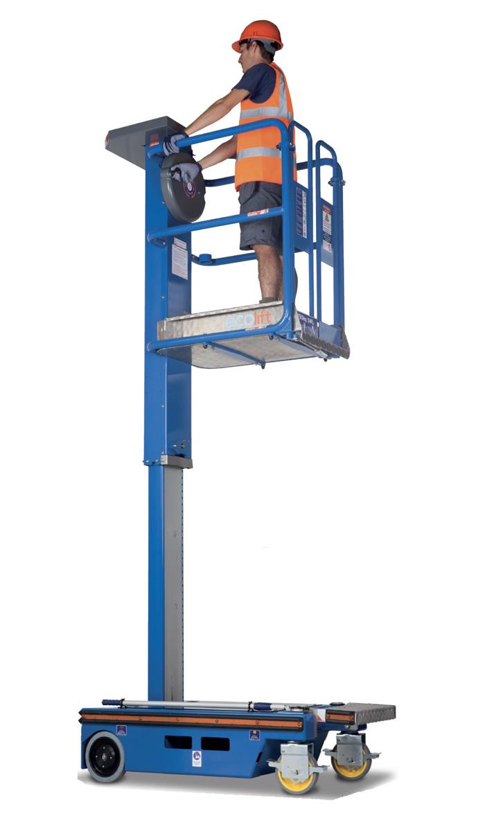 Ecolift scissor lift